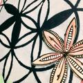 Paper Artsy - Stencil 086, Sapluuna