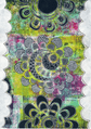 Paper Artsy - Stencil 087, Sapluuna