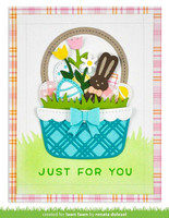 Lawn Fawn - Build-a-basket: Easter, Stanssisetti