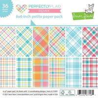 Lawn Fawn - Perfectly Plaid Remix Petite 6