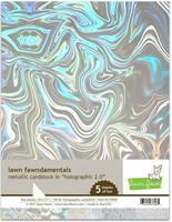 Lawn Fawn - Metallic Cardstock 8,5