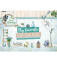 Studio Light - My Favourite Crafting Book, Just Keep Dreaming nr.96