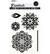 Studio Light - Mask Doodle Essentials nr.58, Sapluuna