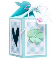 Studio Light - Cutting Die Die Giftbox Hexagon Essentials nr.395, Stanssisetti