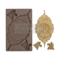 Prima Marketing - Decor Mould, Morocco Emblem, Silikonimuotti