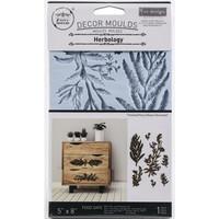 Prima Marketing - Decor Mould, Herbology, Silikonimuotti