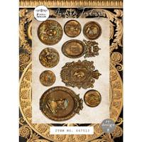 Prima Marketing - Decor Mould, Ancient Findings, Silikonimuotti