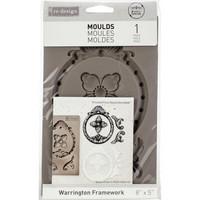 Prima Marketing - Decor Mould, Warrington Framework, Silikonimuotti