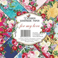 Decorer - For my Love, Paper Pack 6
