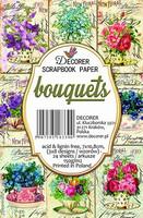 Decorer - Bouquets, Korttikuvia, 24 osaa