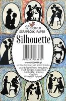 Decorer - Silhouette, Korttikuvia, 24 osaa