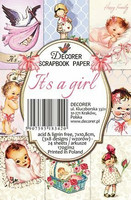 Decorer - It's a girl, Korttikuvia, 24 osaa