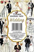 Decorer - Wedding, Korttikuvia, 24 osaa