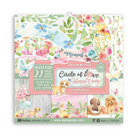 Stamperia - Circle of Love, Paper Pack 12