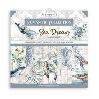 Stamperia - Romantic Sea Dream, Paper Pack 12