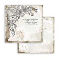 Stamperia - Romantic Journal, Paper Pack 8