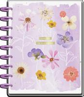 MAMBI - CLASSIC Happy Planner, Life In Bloom, päivätty 18kk
