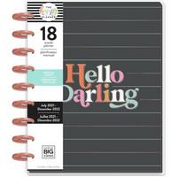 MAMBI - CLASSIC Happy Planner, Oh Darling, päivätty 18kk