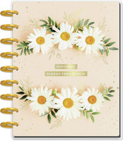 MAMBI - Classic Guided Journal, Pressed Florals (hieman jälkiä kansissa)
