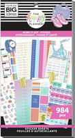 MAMBI - Happy Planner, Work It Out Fitness, Tarrasetti, 30arkkia