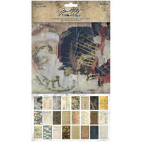 Tim Holtz - Idea-Ology Backdrops Cardstock 6