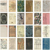 Tim Holtz - Idea-Ology Backdrops Cardstock 6