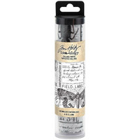 Tim Holtz - Idea-Ology Collage Paper, Entomology, 15cm x 5,5m