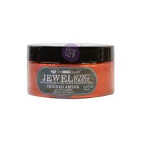 Prima Marketing - Finnabair Art Extravagance Jewel Texture Paste, Crushed Amber, 100ml