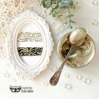 Prima Marketing - Finnabair Art Extravagance Jewel Texture Paste, Golden Dust, 100ml