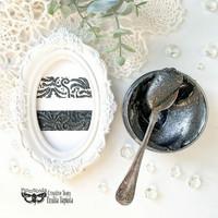 Prima Marketing - Finnabair Art Extravagance Jewel Texture Paste, Sparkling Onyx, 100ml