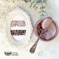 Prima Marketing - Finnabair Art Extravagance Jewel Texture Paste, Rose Quartz, 100ml