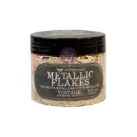 Prima Marketing - Finnabair Art Ingredients Metal Flakes, Vintage, 150ml