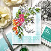 Pinkfresh Studio - Infinite Blooms, Leimasetti
