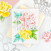 Pinkfresh Studio - Friendship Blooms, Kerrossapluunasetti