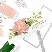 Pinkfresh Studio - Friendship Blooms, Leimasetti
