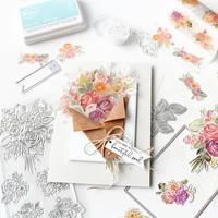 Pinkfresh Studio - Mini Tags, Stanssisetti