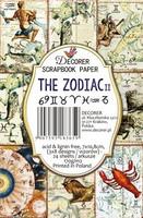 Decorer - The Zodiac II, Korttikuvia, 24 osaa