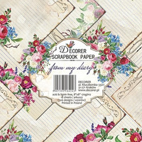Decorer - From My Diary, Paper Pack 8