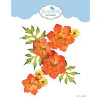Elizabeth Craft Design - Florals 8, Stanssisetti