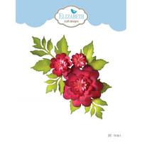 Elizabeth Craft Design - Florals 6, Stanssisetti