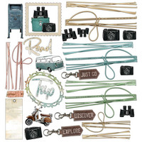 49 And Market - Vintage Artistry Anywhere, Collection Pack 12
