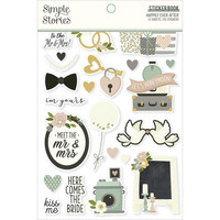 Simple Stories - Happily Ever After, Tarrasetti, 12 arkkia
