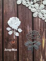 The Scrapman - Rose, Stanssi