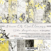 Craft O`Clock - Force of Gentleness, Paper Collection Set 6