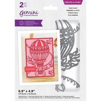 Gemini - Create-a-Card Dies, Stanssi, Take Flight