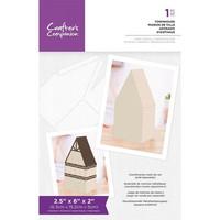 Crafter's Companion - Townhouse Templates, Sapluuna