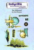 IndigoBlu - Be Different by Asia A6, Leimasetti