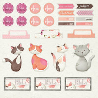Crafter's Companion - Pawsitivity, Die-Cut Topper Pad 12