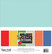 Echo Park - I Love School Solids Kit, 12