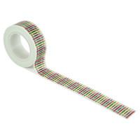 Echo Park - I Love School Decorative Tape, 15mmx9m, Crayons